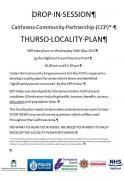 Thumbnail for article : Thurso Locality Plan - Drop-in Session
