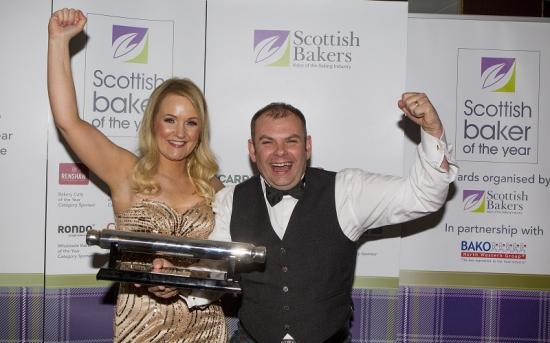 Photograph of Reids Of Caithness Crowned Scottish Baker Of The Year 2017
