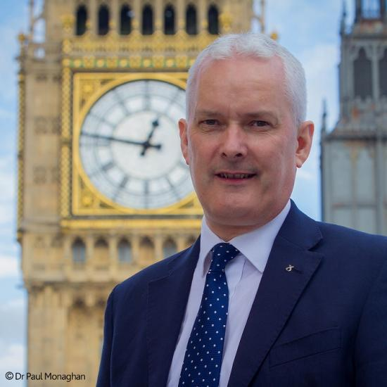 Photograph of Dr Paul Monaghan - SNP Candidate for Caithness, Sutherland and Easter Ross