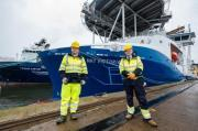 Thumbnail for article : First Subsea HVDC Cable Installation Complete For Caithness-Moray