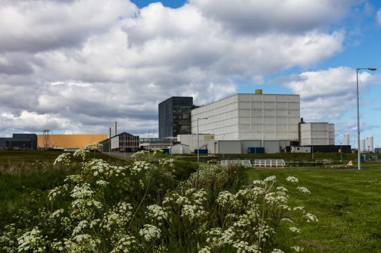 Photograph of Companies Set To LINC With Dounreay