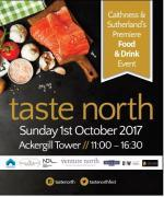 Thumbnail for article : Taste North - North Highland's Premier Food, Drink And Craft Event