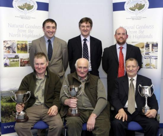 Photograph of Mey Selections Producers Of The Year 2007 Announced