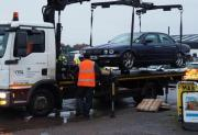 Thumbnail for article : Removal of Untaxed Vehicles Underway