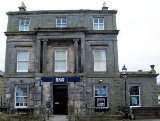 Photograph of RBS To Close Wick Branch
