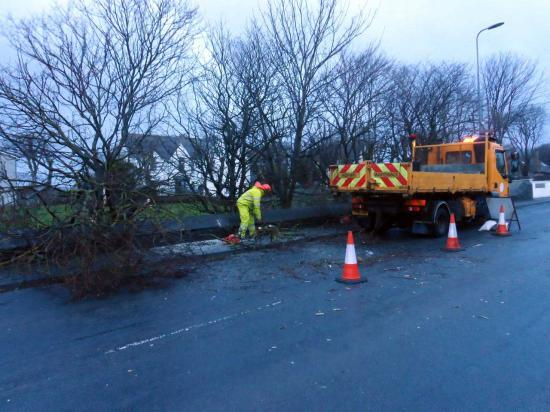 Photograph of Scotland's roads are deteriorating from budget cuts, says UNISON report