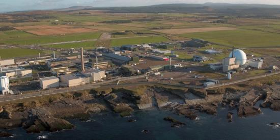 Photograph of Major Contract To Support Next Stage Of Dounreay Clean-up