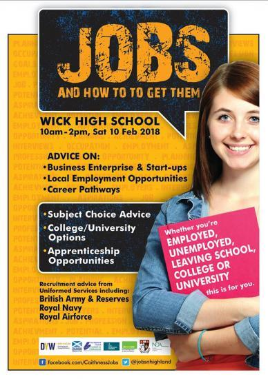 Photograph of Jobs And How To Get Them - 10th February