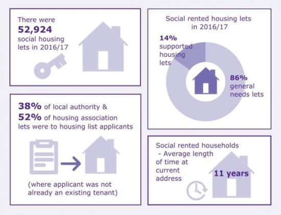 Photograph of Social Tenants In Scotland, 2016 - Housing Flows