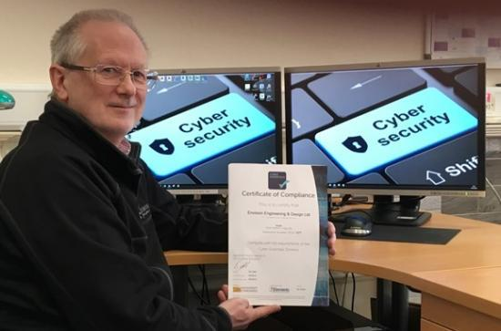 Photograph of Caithness Company Leads The Way To A 'Cyber Strong' Region