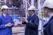 Thumbnail for article : Parliamentary Under Secretary of State in the Scotland Office Visits Dounreay