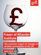 Thumbnail for article : The economic impact of changes in alcohol consumption in the UK