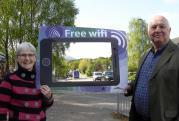 Thumbnail for article : High-fi For Aviemore - Free Wifi To Be Rolled Out Across 14 Highland Towns