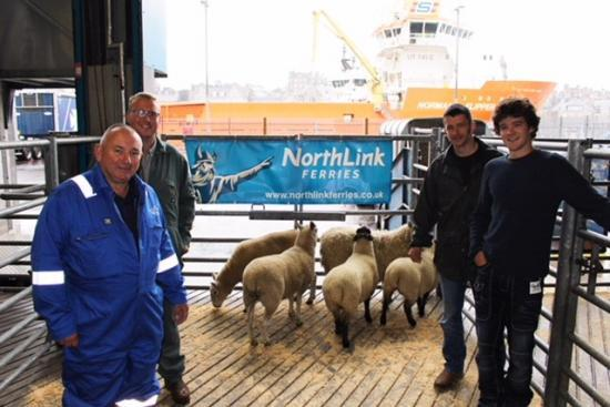 Photograph of Sailing To Success With Serco Northlink Ferries