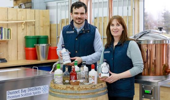 Photograph of Rock Rose Gin Secures New Listing With Sainsbury's