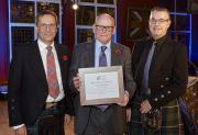Thumbnail for article : Retiring Highland Council Chief Steve Barron pays tribute to staff