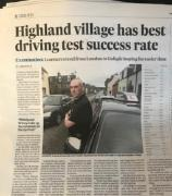 Thumbnail for article : Most Successful Driving Instructor Comes To Caithness