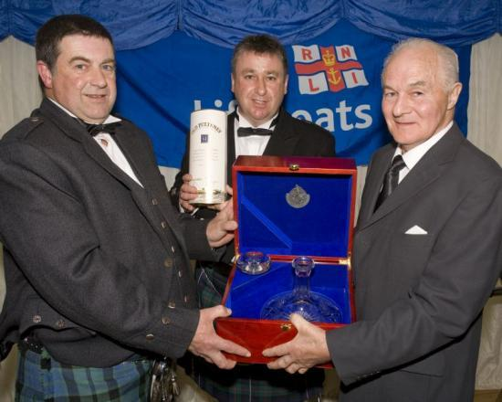 Photograph of Old Pulteney Prohibition Ball raises over �5260 for the Royal National Lifeboat Institution