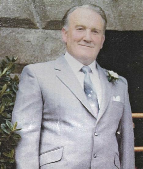 Photograph of A. Alfred Banks, Born Kirkwall Born 13 May 1931 Died 26 January 2019