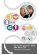 Thumbnail for article : Fair Work in Scotland's Social Care Sector 2019