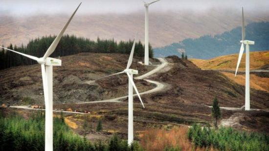 Photograph of Scottishpower Announces Record £2billion UK Investment In 2019