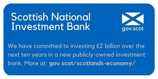 Photograph of Establishment Of Scottish National Bank Takes Step Forward