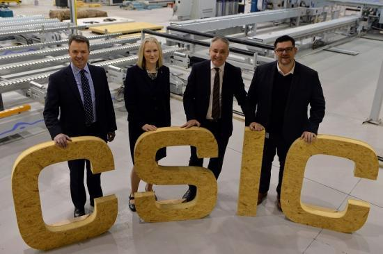 Photograph of £11m funding boost to support 'innovation revolution' in Scottish construction sector