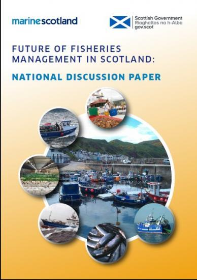 Photograph of Future Of Fisheries In Scotland