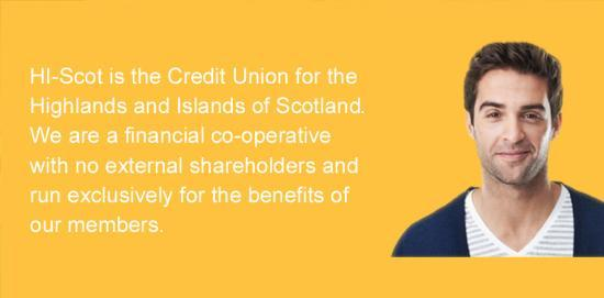 Photograph of Easy To Join The Hi-Scot Credit Union Online - Saving And Borrowing