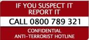 Thumbnail for article : Scottish Region Counter Terrorism Protective Security Update 7th March