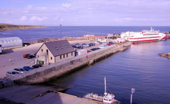 Photograph of Latest Update From Gills Harbour To Caithness Transport Forum