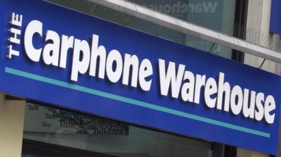 Photograph of FCA Fines The Carphone Warehouse Over £29m For Insurance Mis-selling