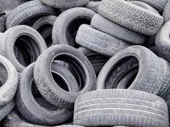 Photograph of Ban on Vehicle Tyre Disposal at Highland Council Recycling Centres