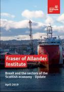 Thumbnail for article : Brexit and the sectors of the Scottish economy - Update