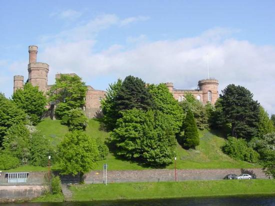 Photograph of Progress For Inverness Castle Transformation