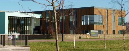 Photograph of New life sciences building opens on Inverness Campus