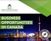 Thumbnail for article : Business Opportunities In Canada - Two Weeks To Go!