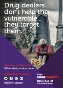 Thumbnail for article : Crimestoppers Campaign Against Drug Dealers