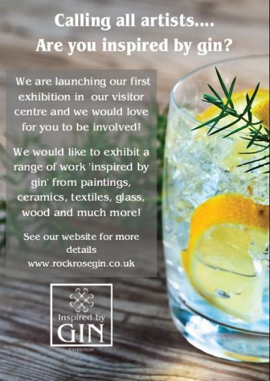 Photograph of Calling All Artists...Dunnet Bay Distillers To Launch An 'Inspired By Gin' Exhibition