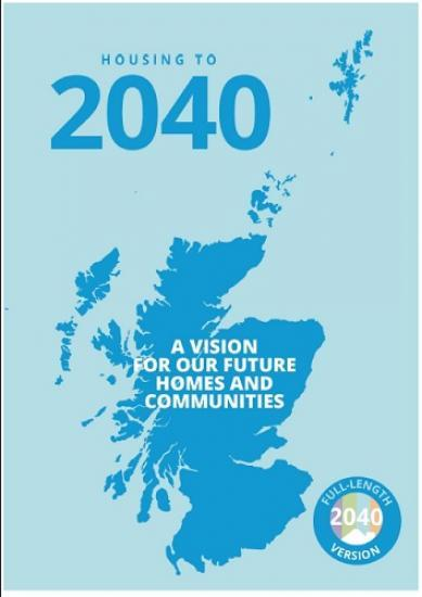 Photograph of Scottish Government Publishes Draft Vision For Housing To 2040