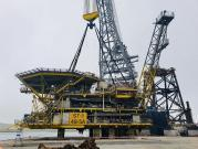 Thumbnail for article : Decommissioning In Shetland Expands With The Arrival Of More North Sea Structures