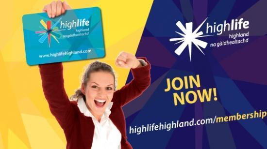 Photograph of High Life Highland Card Expands To Borders