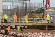 Thumbnail for article : A new intermediate waste store is being constructed at Dounreay.