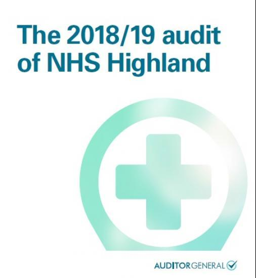 Photograph of NHS Highland Urgently Needs To Redesign Services - Report From Audit Scotland